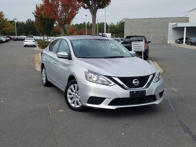 2018 Nissan Sentra S S CVT Regular Unleaded I-4 1.8 L/110 [0]