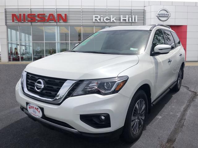 New 2019 Nissan Pathfinder in Dyersburg, TN