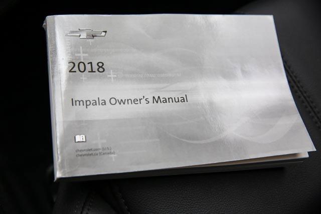 2018 Chevrolet Impala for sale 122677 20