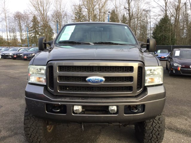 Used 2005 Ford Super Duty F-250 Crew Cab 156 XLT 4WD