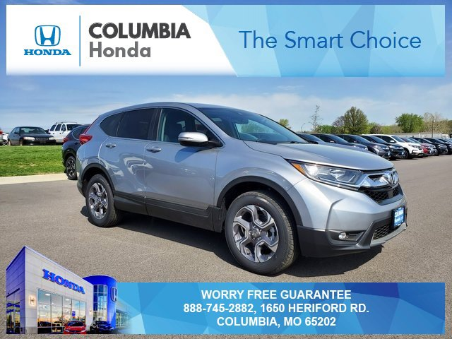 New 2019 Honda CR-V in Columbia, MO