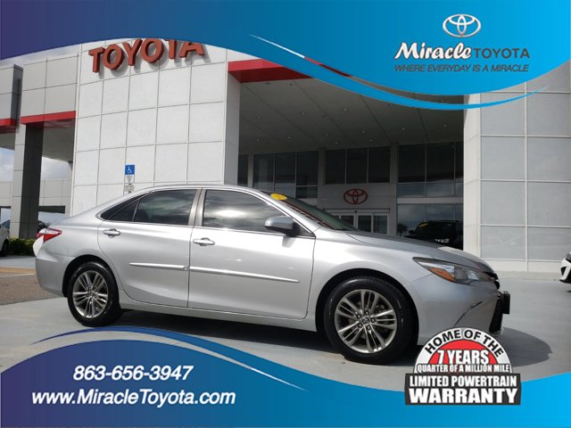 Used 2015 Toyota Camry in Haines City, FL
