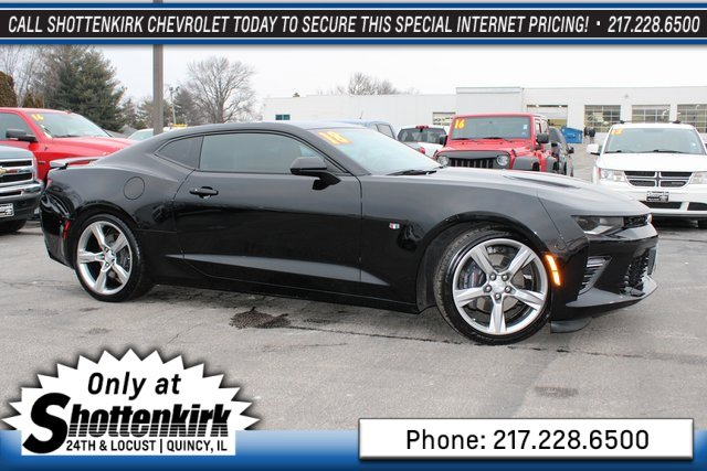 Used 2018 Chevrolet Camaro in Quincy, IL