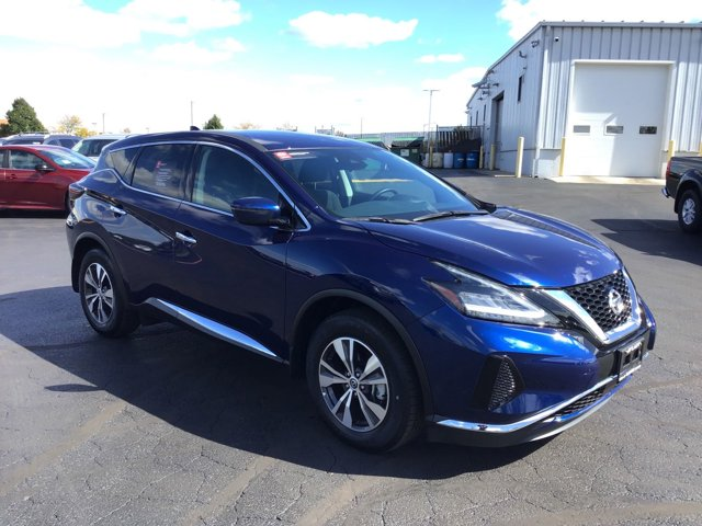 2020 Nissan Murano S AWD AWD S Regular Unleaded V-6 3.5 L/213 [19]