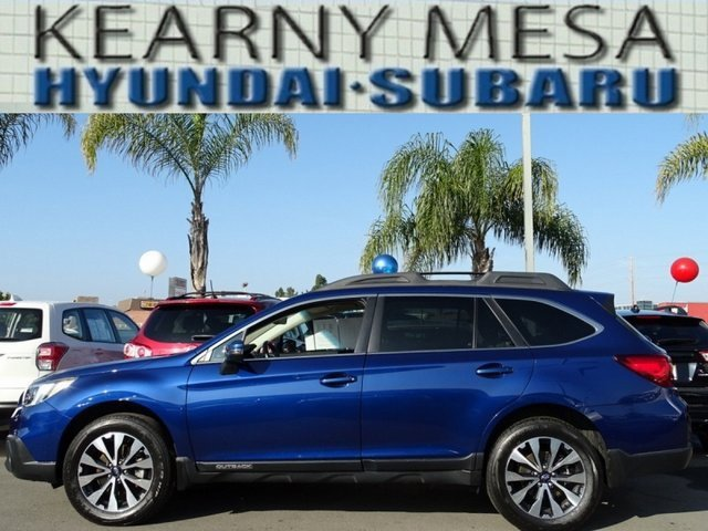 Used 2017 Subaru Outback in San Diego, CA