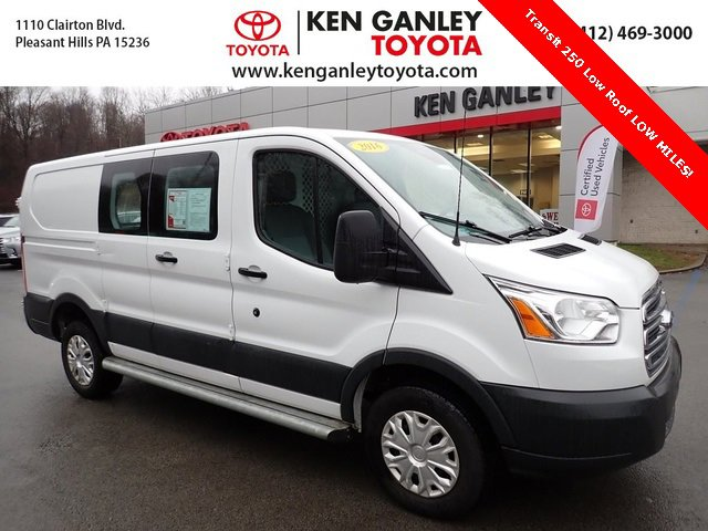 Used 2016 Ford Transit Cargo Van in Pleasant Hills, PA
