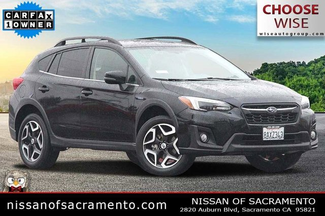 2018 Subaru Crosstrek Limited 2.0i Limited CVT Regular Unleaded H-4 2.0 L/122 [2]