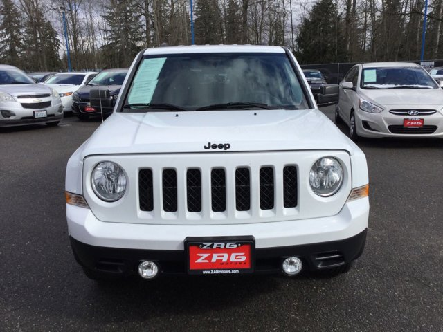Used 2015 Jeep Patriot FWD 4dr Altitude Edition