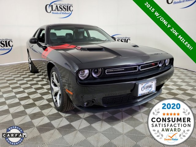 Used 2015 Dodge Challenger in Midland, TX