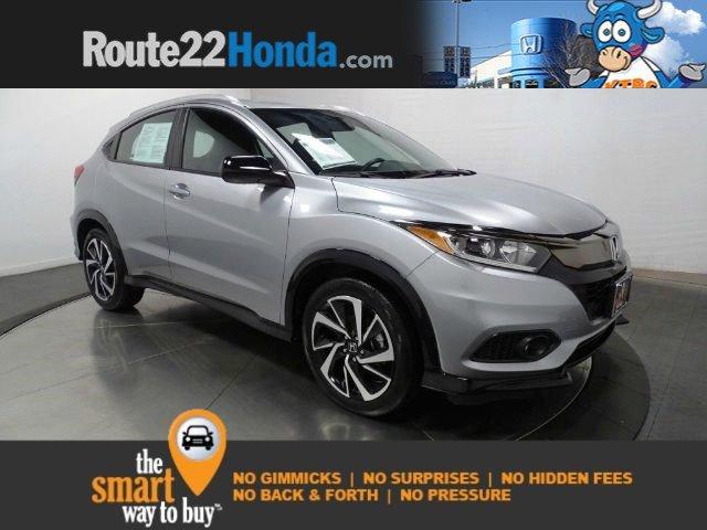2019 Honda HR-V Sport Sport AWD CVT Regular Unleaded I-4 1.8 L/110 [10]