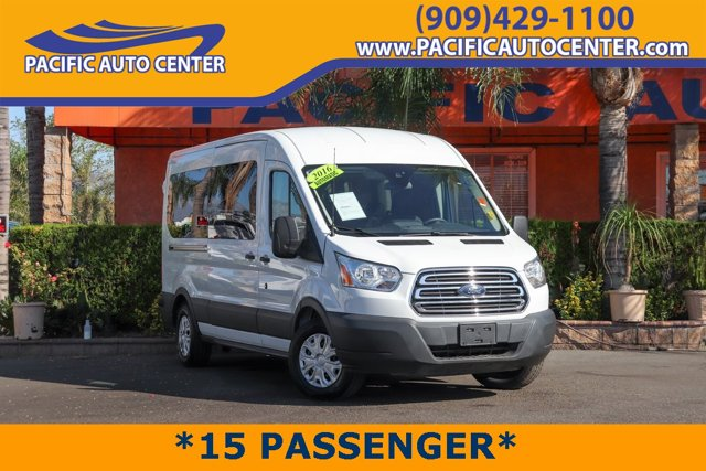 Used 2016 Ford Transit-350 in Costa Mesa, CA