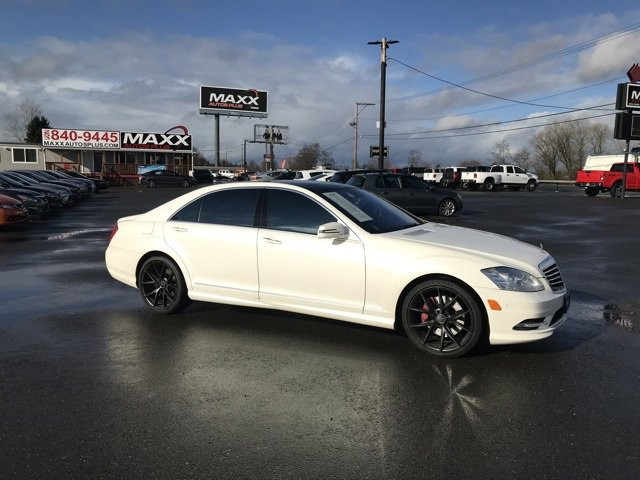 Used 2013 Mercedes-Benz S-Class in Puyallup, WA