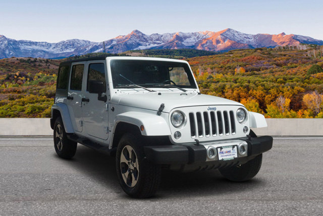 Used 2017 Jeep Wrangler Unlimited in Grand Junction, CO