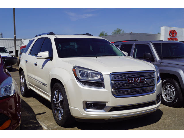 Used 2013 GMC Acadia in Greenville, MS