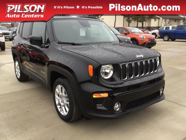 New 2020 Jeep Renegade in Mattoon, IL