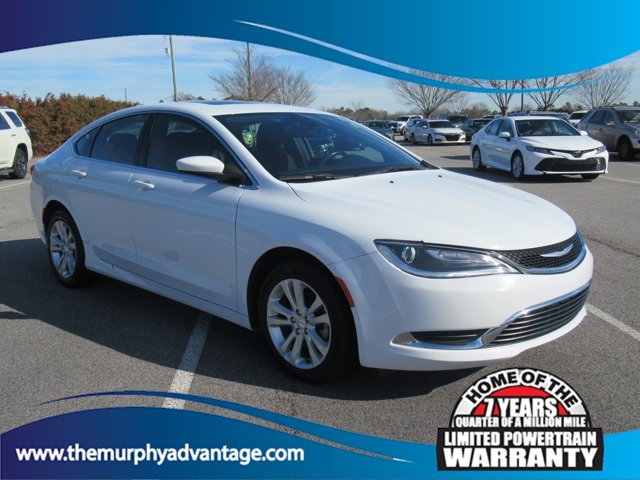 Used 2016 Chrysler 200 in Beech Island, SC