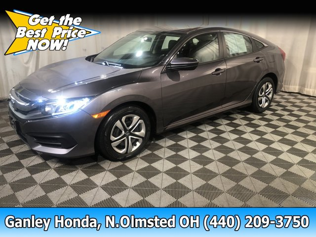 Used 2017 Honda Civic Sedan in North Olmsted, OH