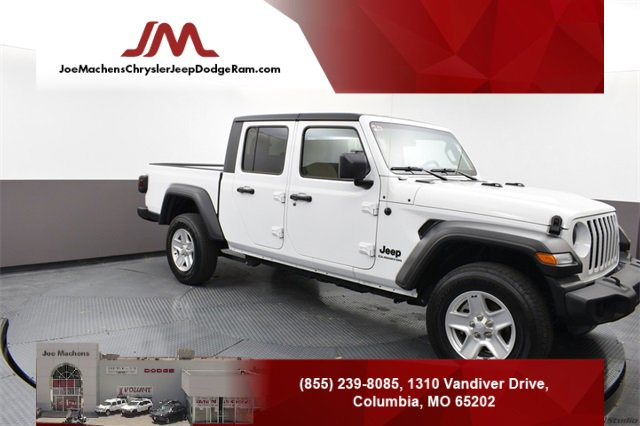 New 2020 Jeep Gladiator in Columbia, MO