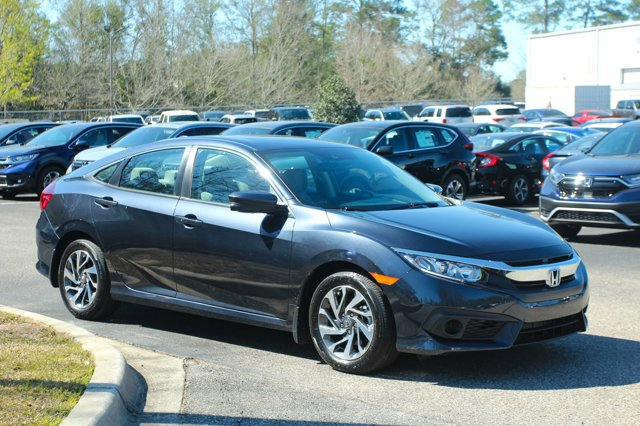 Used 2018 Honda Civic Sedan in Tallahassee, FL