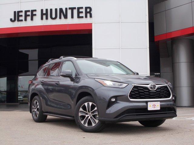 New 2020 Toyota Highlander in Waco, TX