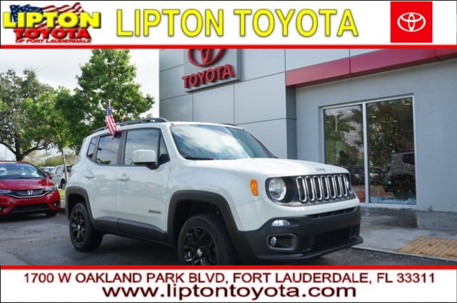 Used 2017 Jeep Renegade in Ft. Lauderdale, FL