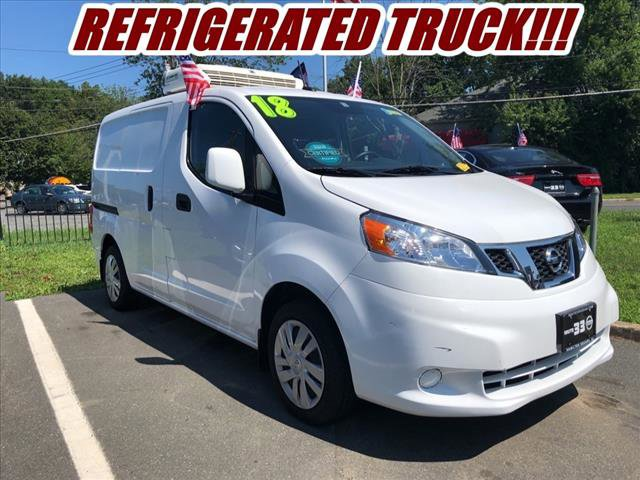 Used 2018 Nissan NV200 Compact Cargo in Little Falls, NJ
