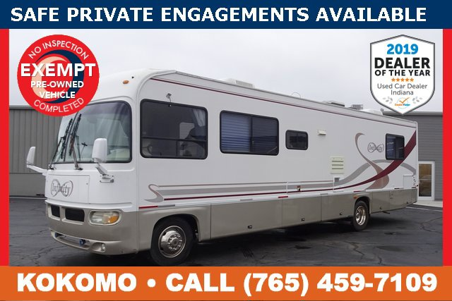 Used 1999 Ford Super Duty F-550 Motorhome in Indianapolis, IN