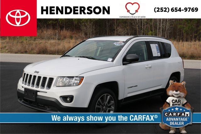 Used 2016 Jeep Compass in Henderson, NC