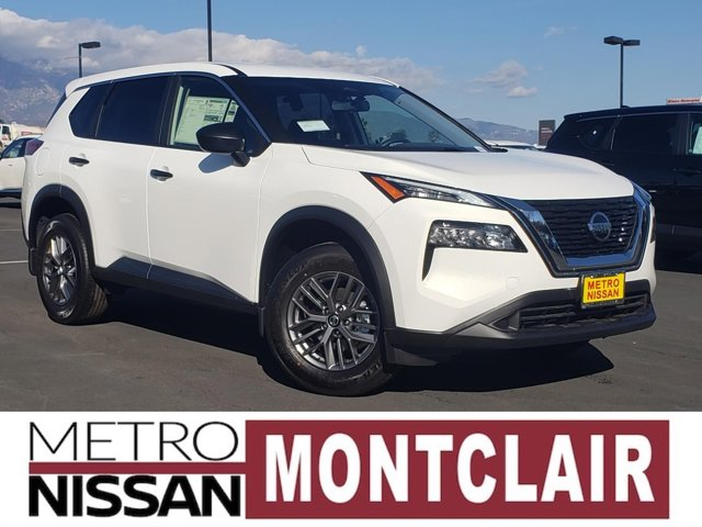 2021 Nissan Rogue S FWD S Regular Unleaded I-4 2.5 L/152 [2]