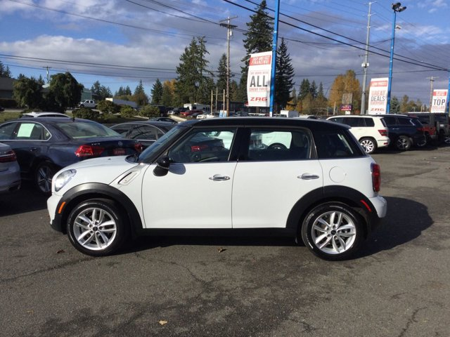 Used 2014 MINI Cooper Countryman FWD 4dr