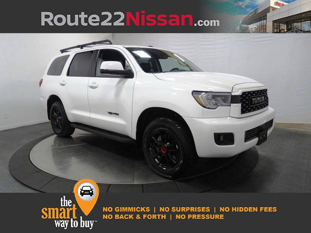 2020 Toyota Sequoia TRD Pro TRD Pro 4WD Regular Unleaded V-8 5.7 L/346 [1]