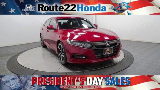 2020 Honda Accord Sedan Sport 2.0T
