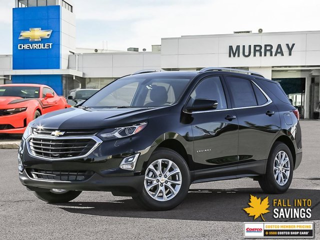 2020 Chevrolet Equinox LT AWD 4dr LT w/1LT Turbocharged Gas I4 1.5L/92 [7]