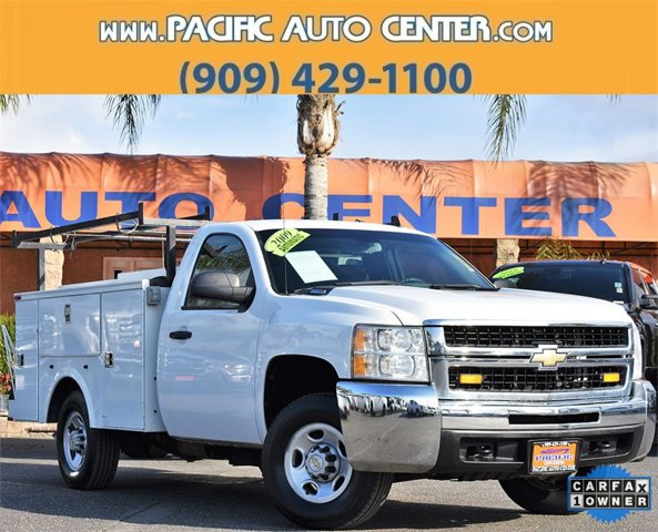 Used 2009 Chevrolet Silverado 2500HD in Fontana, CA