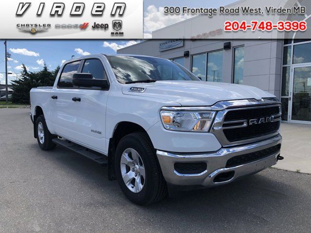 2019 Ram 1500 Tradesman Tradesman 4x4 Crew Cab 5'7″ Box Regular Unleaded V-8 5.7 L/345 [3]