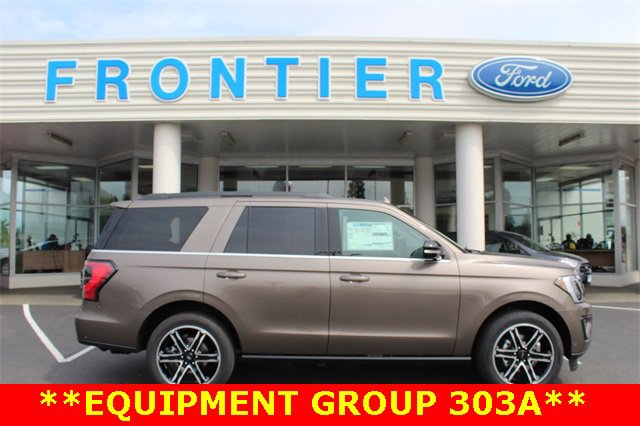 New 2019 Ford Expedition in Anacortes, WA