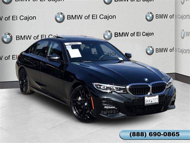 Used 2019 BMW 3 Series in El Cajon, CA