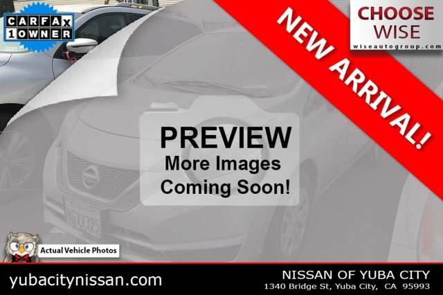 2019 Nissan Versa Note SV SV CVT Regular Unleaded I-4 1.6 L/98 [1]