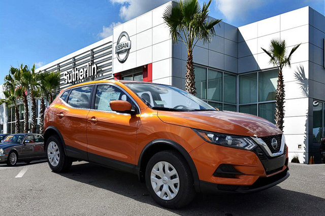 New 2020 Nissan Rogue Sport in Orlando, FL