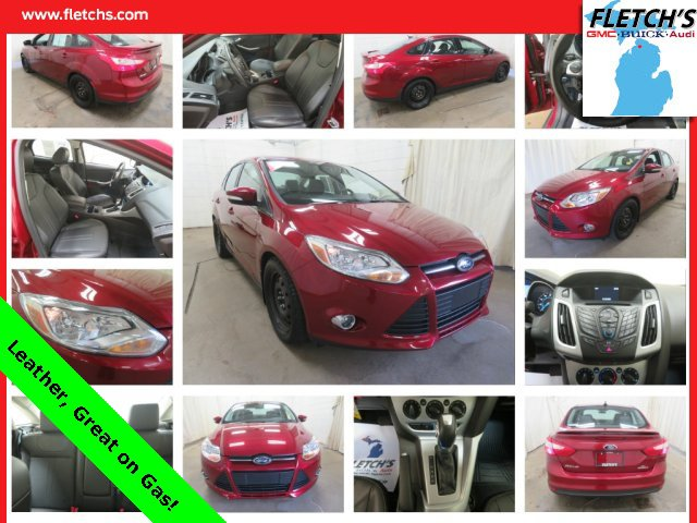 Used 2014 Ford Focus in Petoskey, MI