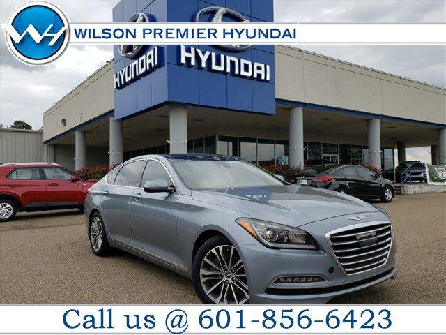 2017 Hyundai Genesis 3.8L