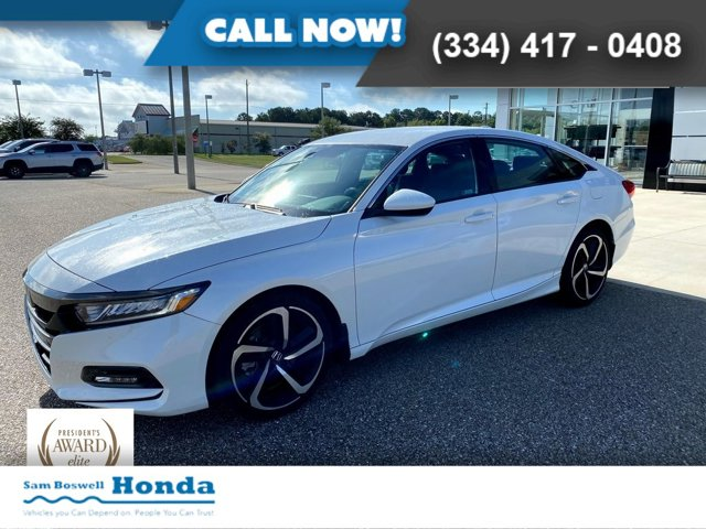 Used 2020 Honda Accord Sedan in Enterprise, AL