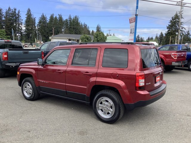 2014 Jeep Patriot 4WD 4dr Sport