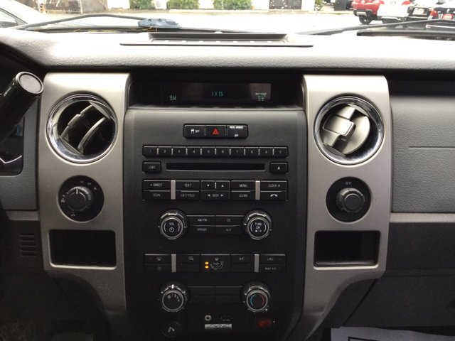 Used 2012 Ford F-150 4WD SuperCrew 145 XLT