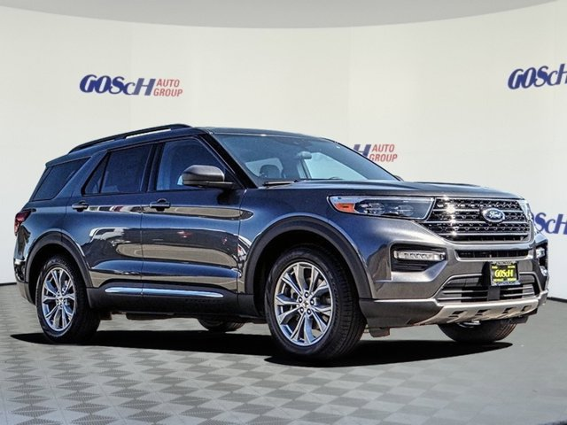 New 2020 Ford Explorer in Hemet, CA
