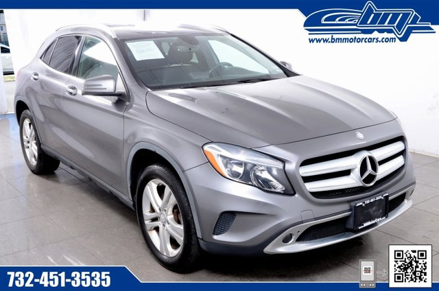 2015 Mercedes GLA-Class GLA 250 Turbocharged All Wheel Drive Power Steering