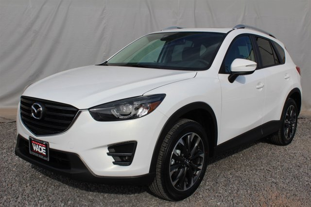New 2016 Mazda CX-5 2016.5 AWD 4dr Auto Grand Touring