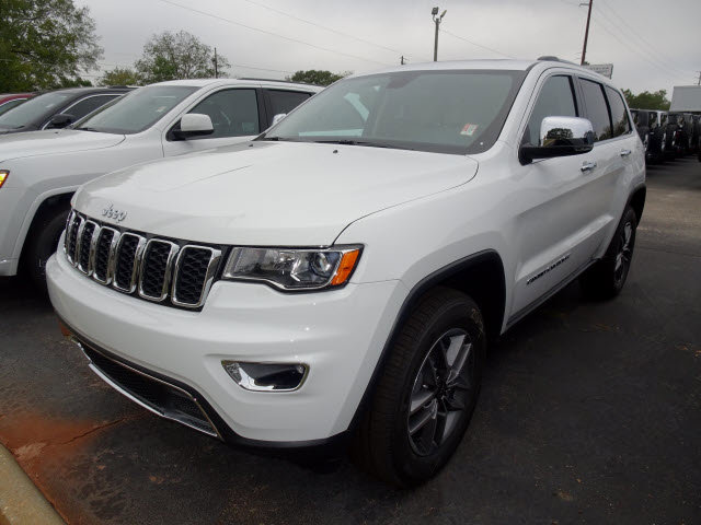 New 2020 Jeep Grand Cherokee in Dothan & Enterprise, AL