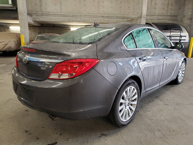 Used 2011 Buick Regal 4dr Sdn CXL Turbo TO3 (Russelsheim)