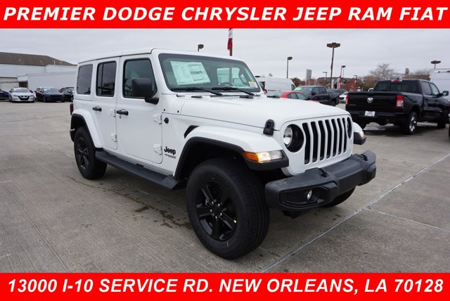 New 2020 Jeep Wrangler Unlimited in , LA